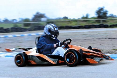 Beau Designs GK2G Foldable Go Kart