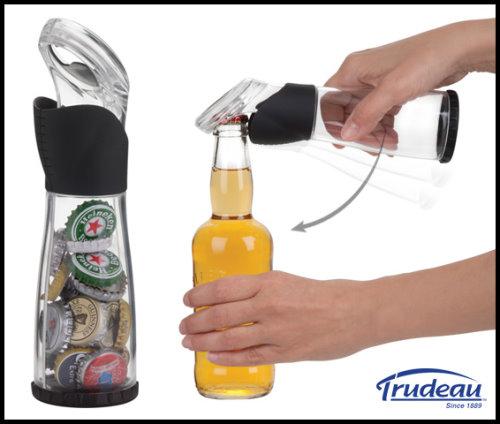 The Bottle Cap Catcher