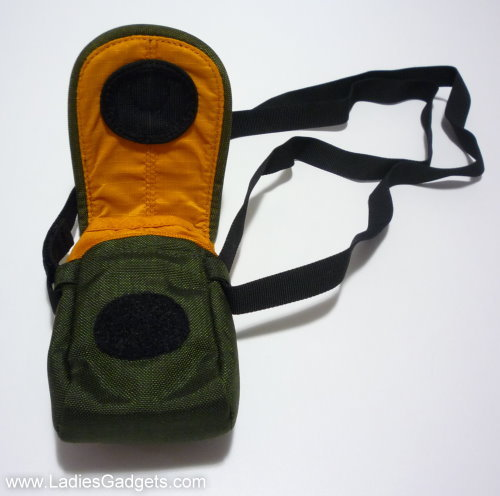 Crumpler Muffin Top 80 Olive Orange Compact Camera Case Review