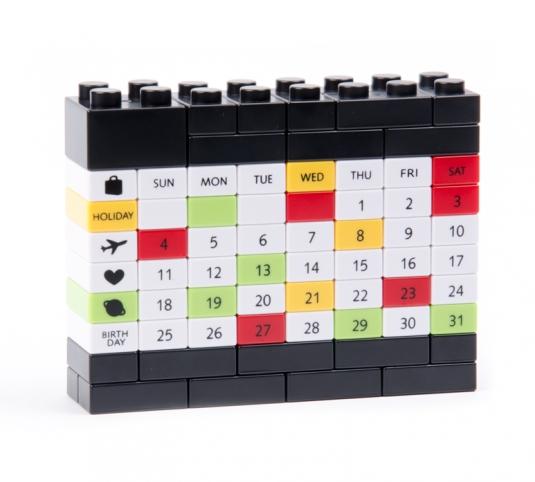 Lego Like Calendar Wont Puzzle You (1)