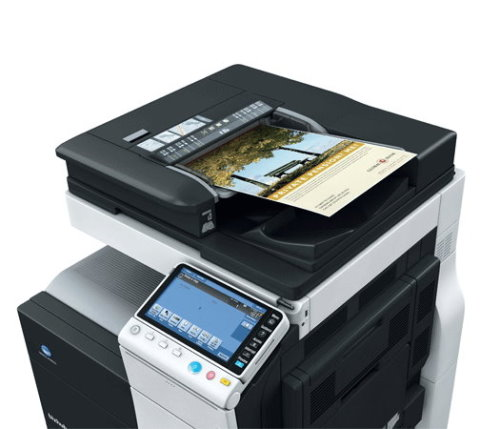Konica Minolta bizhub C754 Delivers Everything Your Need for Your Business Environment (2)