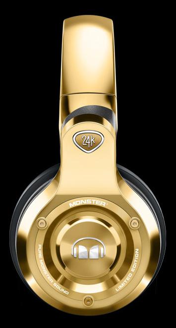 Monster 24K Headphones (1)