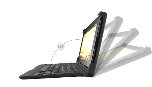 Zagg Auto Fit Bluetooth Keyboard and Case for Tablets (2)