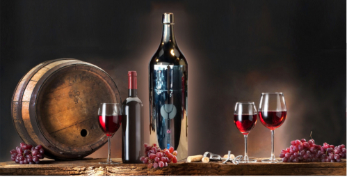 UltraWineAger Changes Wine Maturity Ultrasound