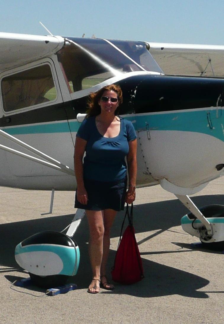 Tracy Salmi     (Texas)