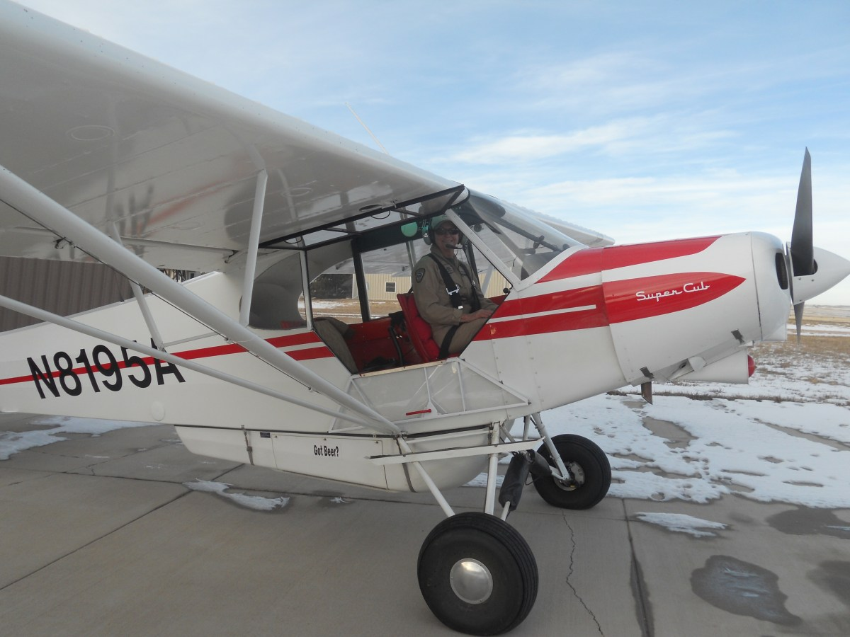 What's the #1 Taildragger Ladies Love?