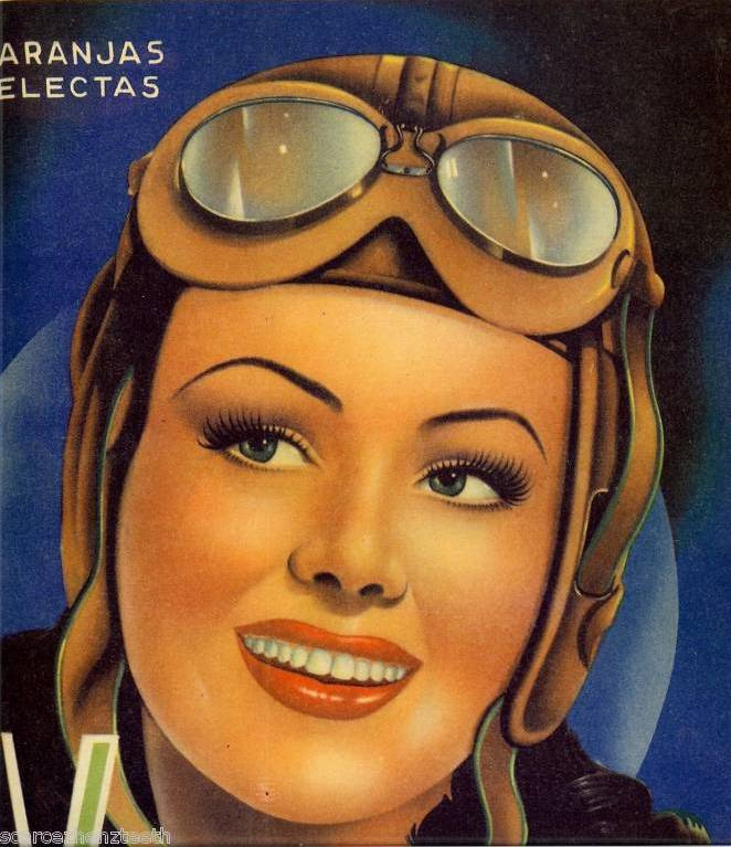 Aviation Graphics & Advertising From The Past