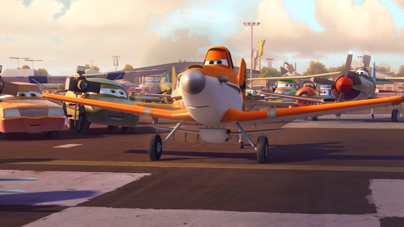"""PLANES"" the new movie by Walt Disney Studios"