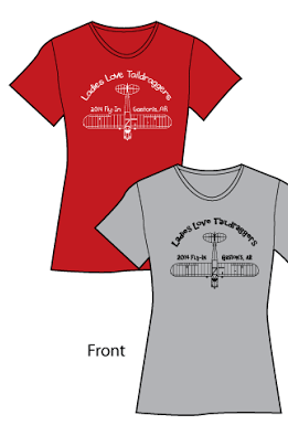 Time to Design the 2014 LLT Fly-in Tshirt!