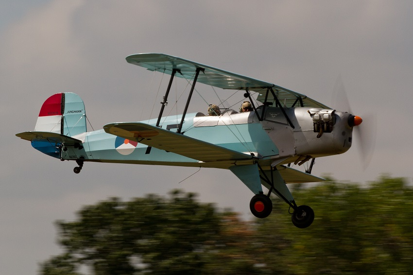 Blakesburg Fly-in 2014, August 27 – September 1