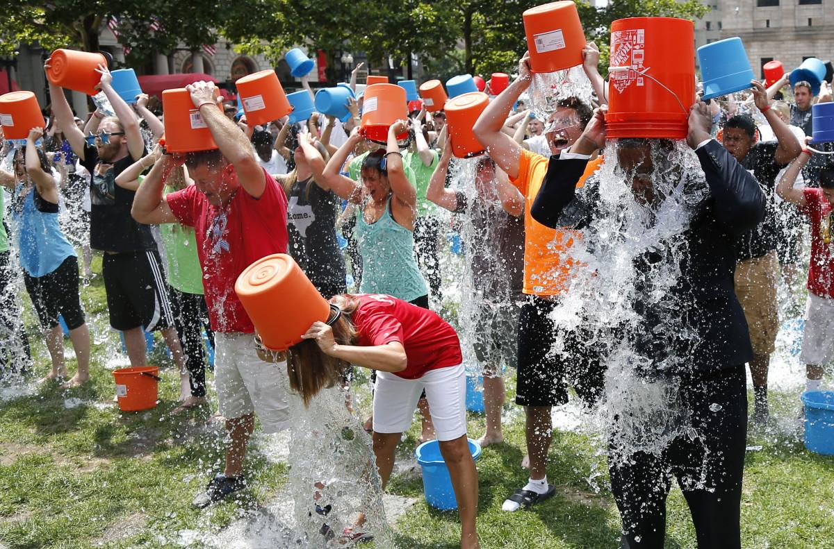 Bruce Bohannon's ALS Ice Bucket Challenge!