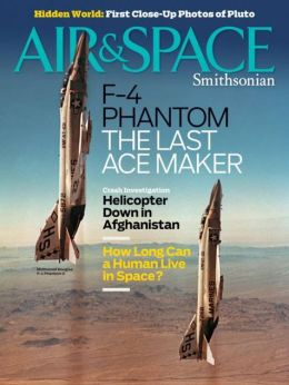 Air & Space Smithsonian Magazine Inaccuracy