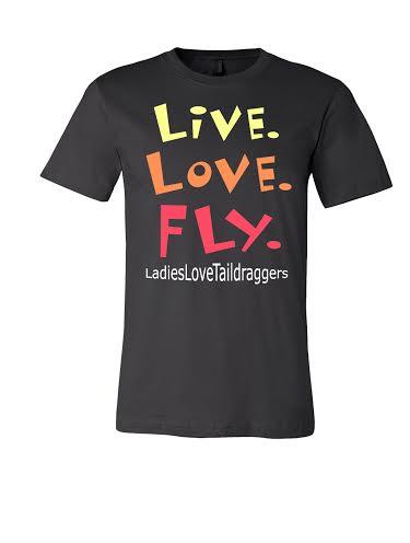 LadiesLoveTaildraggers tshirts on Sale!