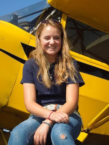 A Brand New Private Pilot: Cammi Benson!
