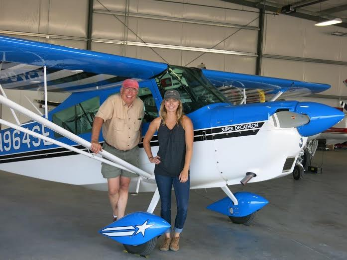 """""""My time in Tailwheel Town"""" by Stirling Moore"""