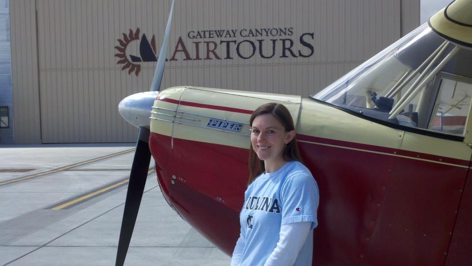 Elizabeth Reese: Mack Mesa Airport, Colorado, May 20-22, 2016