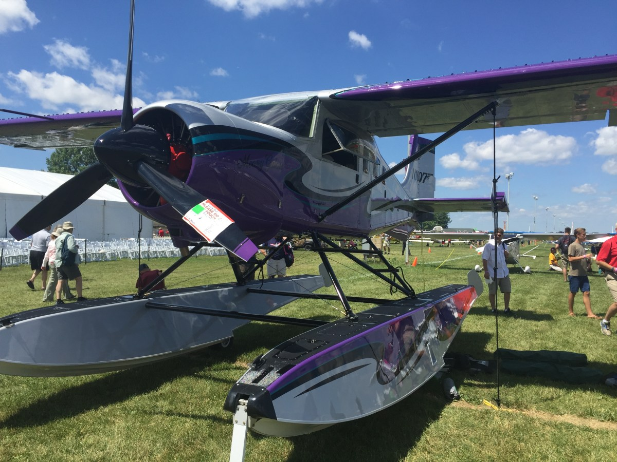 Day One Blasted off at AirVenture!