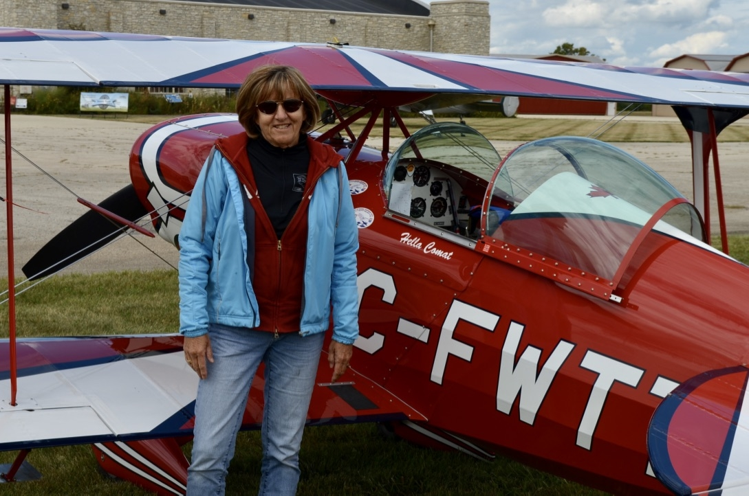 Thursday Early Arrival Day @ the LadiesLoveTaildraggers C77 Fly-in!