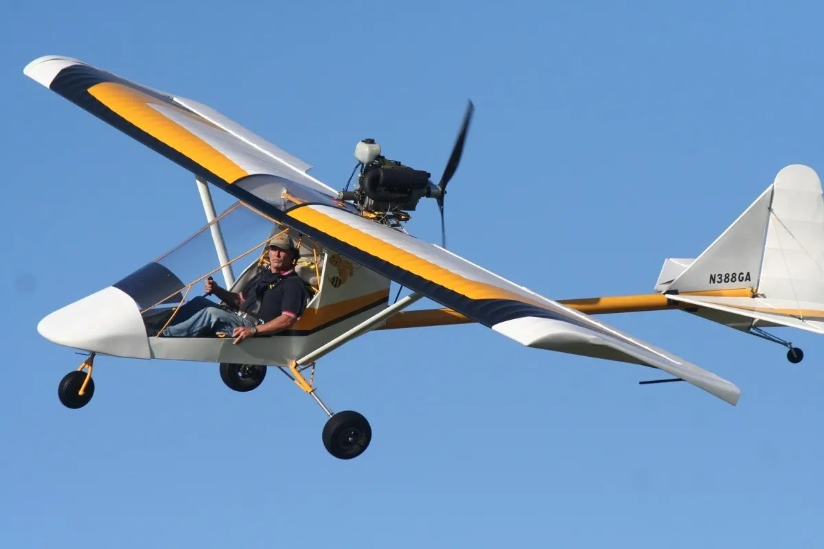 Just because it's got a wheel on the tail, doesn't make it a taildragger