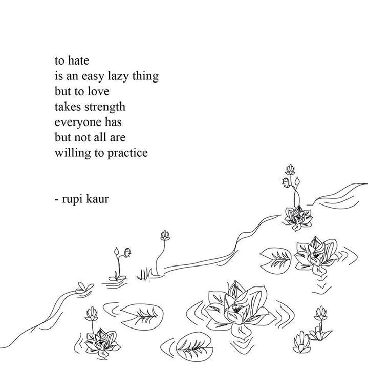 Quotes About Love Rupi Kaur : https://twitter.com/guerrillafemsa/status/585714467427770368/photo/1