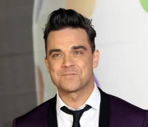 Robbie Williams lancia a Londra nuovo tour europeo