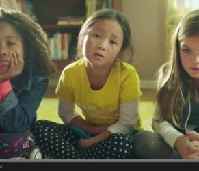 Le bambine che sognano di diventare ingegneri e non principesse: lo spot