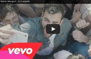 """Marco Mengoni, """"Io ti aspetto"""": nuovo singolo VIDEO e testo"""