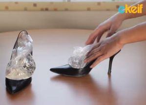VIDEO tutorial: come allargare le scarpe strette senza romperle