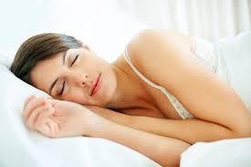 In forma in 7 semplici passi: dormire, bere...
