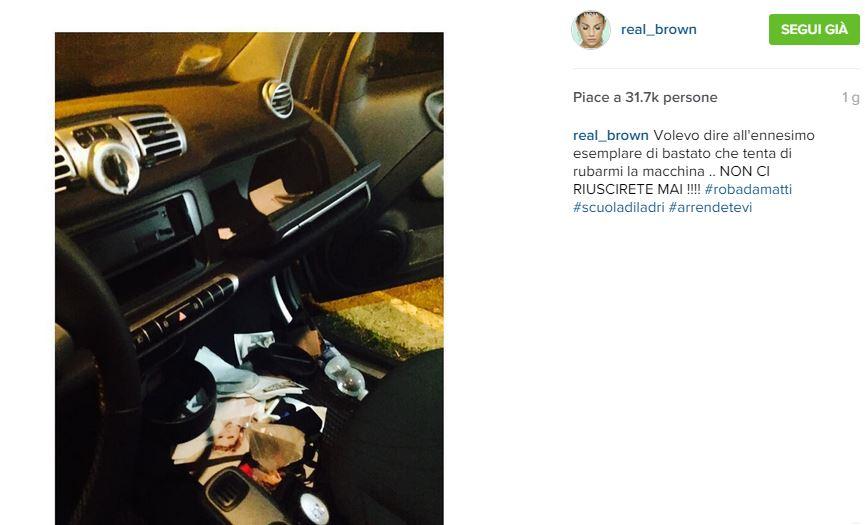 """Emma Marrone infuriata: """"Non riuscirete a rubarmi la macchina"""""""