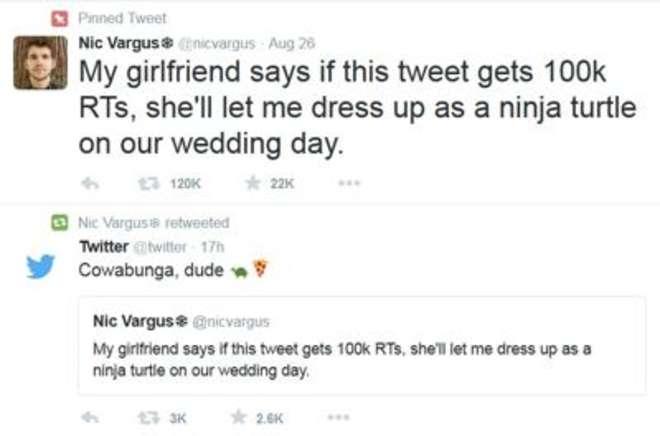 Mi vesto da ninja al matrimonio se... E il web lo accontenta2