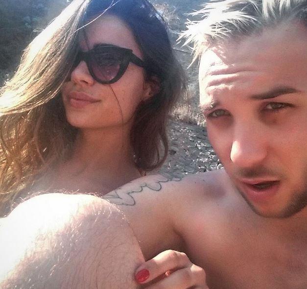 Mattia Briga e la fidanzata Ludovica Chiodo: FOTO più belle