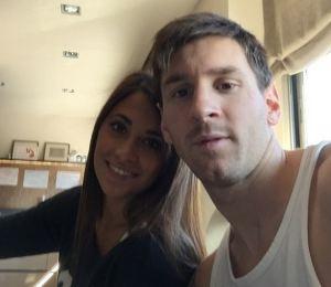Leo Messi-Antonella Roccuzzo genitori bis: nato 2° figlio