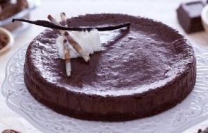 Ricette di dolci: cheesecake al cioccolato
