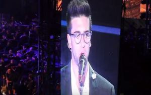 "Piero Barone canta ""E lucevan le stelle"" all'Arena Verona VIDEO"