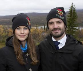 Sofia di Svezia incinta: moglie Carlo Filippo aspetta il 2° figlio