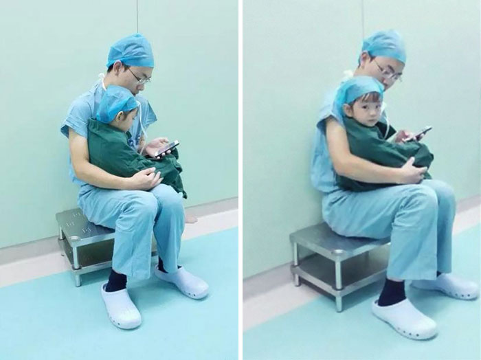 Ha paura dell'operazione al cuore: il chirurgo la consola3