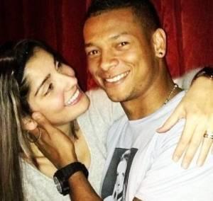 Fredy Guarin: chi è Andreina Fiallo, moglie del calciatore