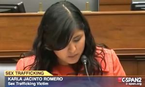 Violentata 43200 volte: il dramma di Karla Jacinto