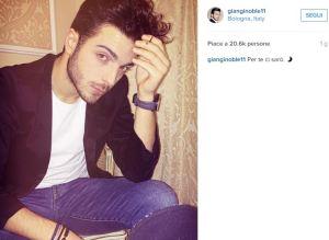Gianluca Ginoble (Il Volo): dedica alla fidanzata sui social?