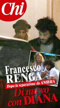 Francesco Renga, Diana Poloni la sua nuova compagna?
