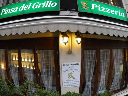 """La Pinsa del Grillo dove la """"Pinsa Romana"""" è un vero capolavoro"""