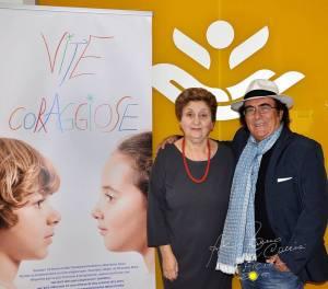 """Albano Carrisi, su Facebook VIDEO """"Vite coraggiose"""""""