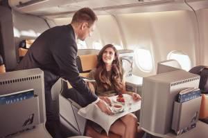 """Alitalia vince il prestigioso premio """"Best Airline Cuisine"""""""