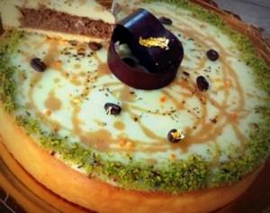 Crostata Cappuccina di Luca Montersino...