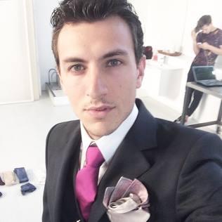 Fausto Di Pino, modello ricomincia senza capelli dopo chemio (4)