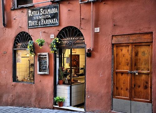 Liguria da vedere... Liguria da mangiare..