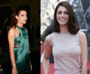 Charlotte Casiraghi e Miriam Leone: look a confronto FOTO