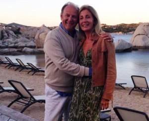 Gerry Scotti: chi è la fidanzata Gabriella Perino FOTO