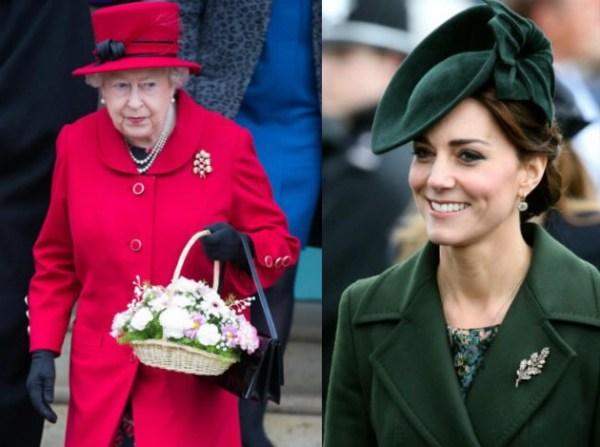 Regina Elisabetta, Kate Middleton: passione cappellini FOTO